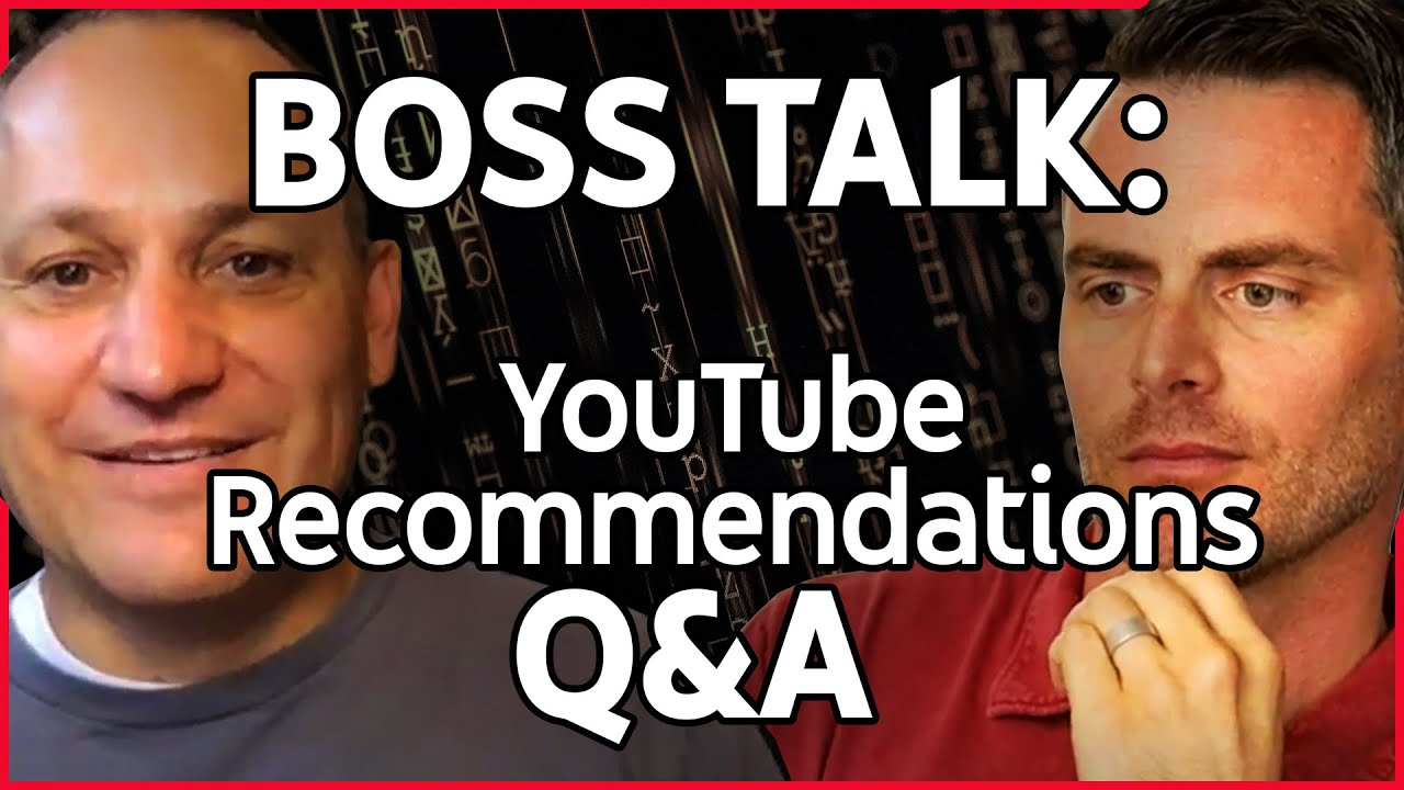 YouTube's VP of Engineering on Recommendations Q&A