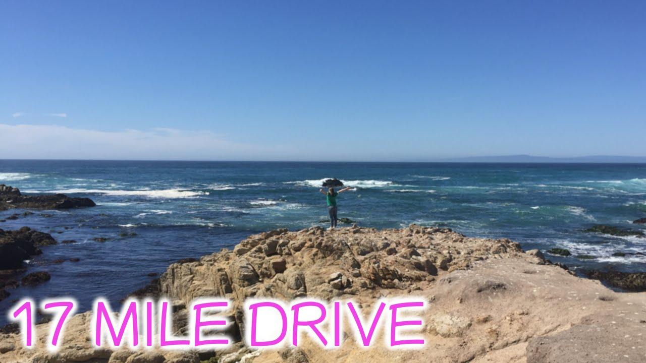 17 Mile Drive Timelapse Pebble Beach