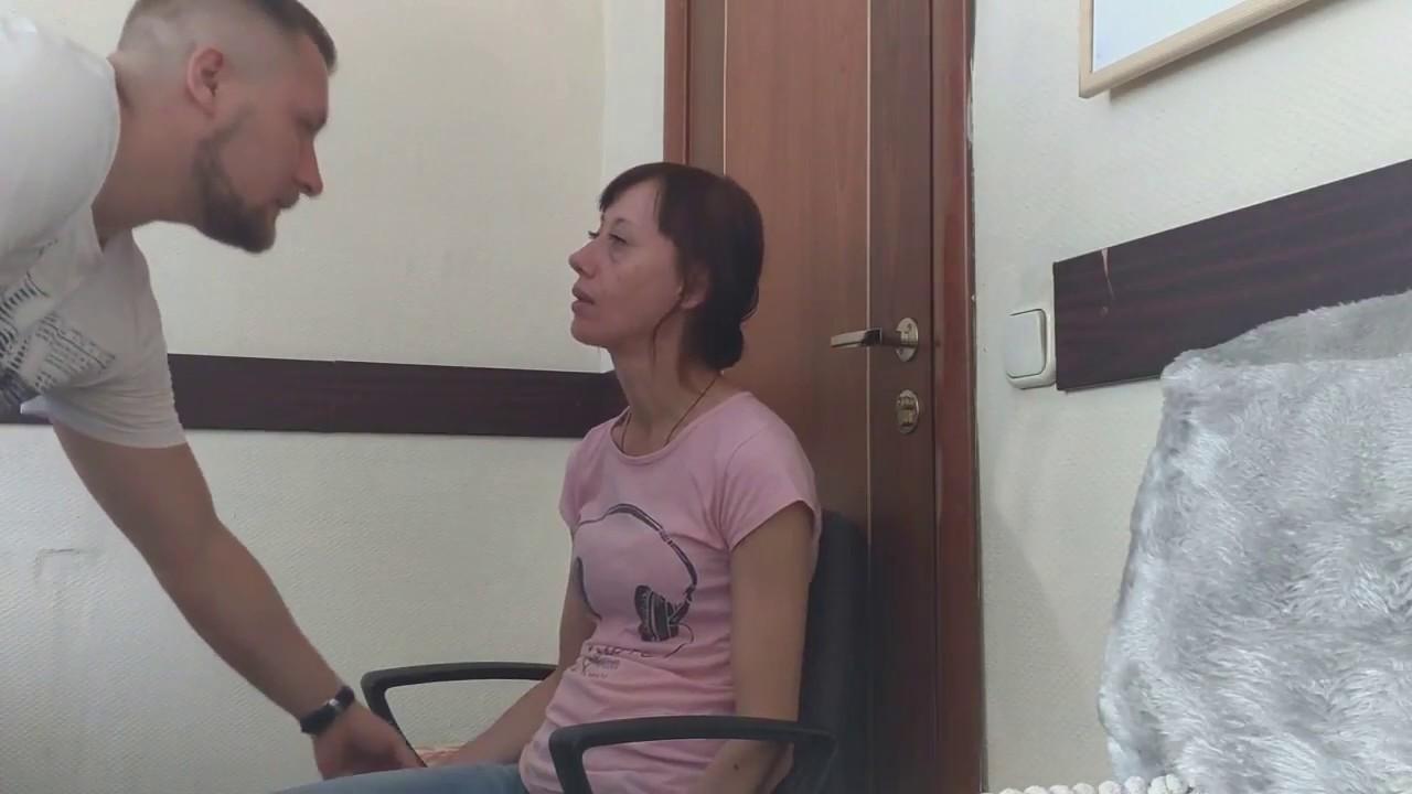 оргазм под гипнозом скрытая камера