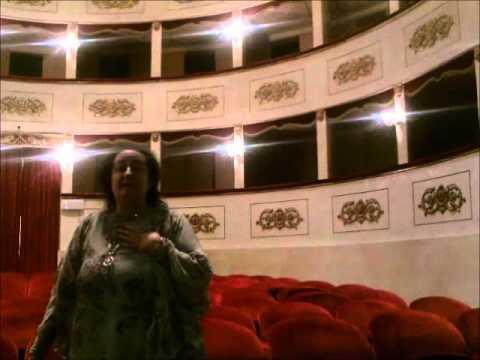 La respirazione nel Bel Canto italiano - Soprano Astrea Amaduzzi