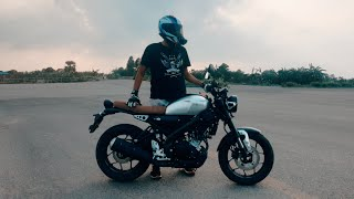 Yamaha XSR 155 detailed review || The Outsider