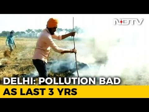 Of Top 10 Most Polluted Areas India, 8 Are In Delhi, Shows Pollution Data