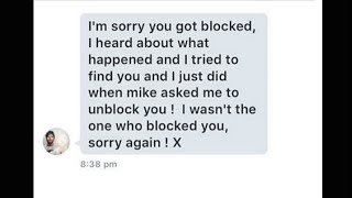 Arzaylea BLOCKED Fans on LUKE