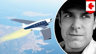 Supersonic aircraft: Canadian engineer's latest design is a Mach 24 plane Antipode - TomoNews