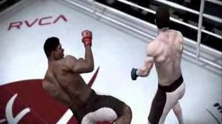 EA MMA: The Demolition Man