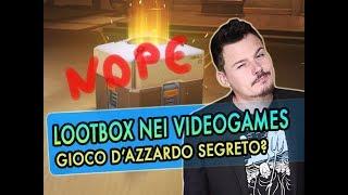Governi in allarme: Lootbox nei videogame sono gioco d'azzardo? Vanno VIETATE?