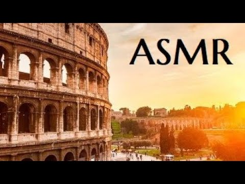 ASMR - 3.5 Hours History Of Ancient Rome (8th Century BC - 1453 AD)