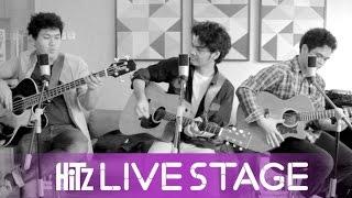 Live Stage 96.7 HITZ FM | The Overtunes - Cinta Adalah