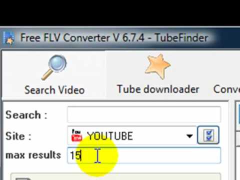 How to download FreeFLV Converter from cnet.com.mp4