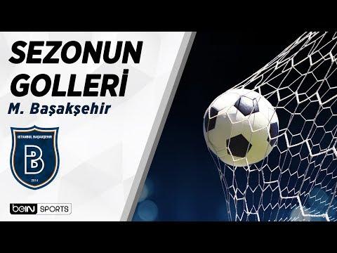 Süper Lig'de 2018-19 Sezonu Golleri   M. Başakşehir
