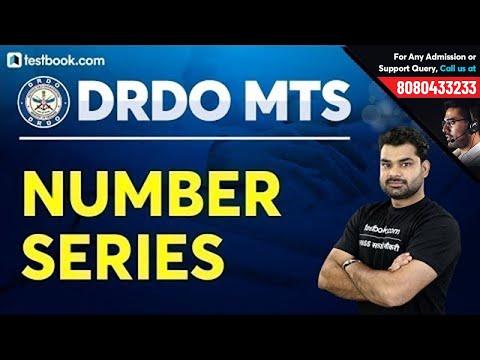 Number Series in Reasoning for DRDO MTS 2020 | DRDO Reasoning Class by Abhinav Sir