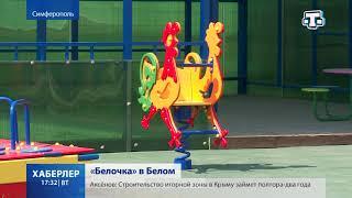 В Симферополе открыли новый детский сад