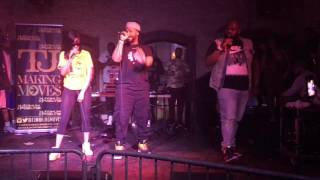BoyDog Ent Live At SXSW Featuring TNK, 28Blak, Jett, and Destiny
