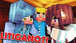 YUMI E VIOLET LITIGANO PER ME...?! CraftUniversity (Minecraft ITA Roleplay)