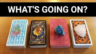 WHATS GOING ON IN YOUR CONNECTION? ❤️ *Pick A Card* Tarot Reading Love Twin Flame No Contact