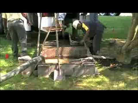 NJ Install WaterFurnace Geothermal heating & cooling PART 1