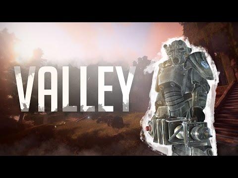Valley gameplay -  КОСТЮМ ИЗ FALLOUT (Первый взгляд)
