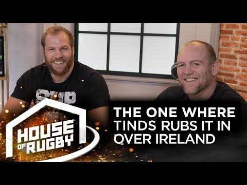 James Haskell & Mike Tindall: How England beat Ireland in Six Nations in Dublin | House of Rugby #17