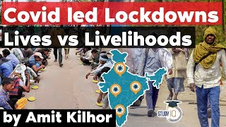 Impact of lockdown on lives and livelihoods of informal sector workers - UPSC GS Paper 1 Poverty