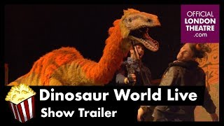 Dinosaur World Live Trailer