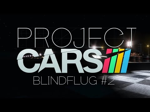 Project CARS #2: Blindflug (Audi R8 V10 plus) | Deutsch [HD]