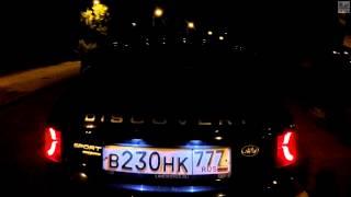 Land Rover Discovery Sport FPV Driving in 4k / Безмолвная поездка в 4k на Лэнд Ровер Дискавери Спорт