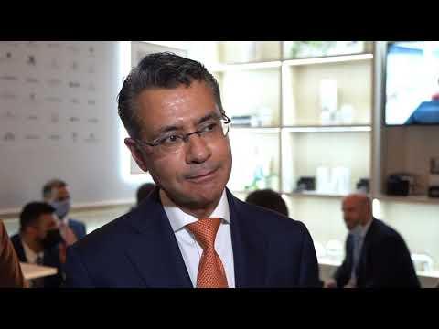 Sandeep Walia, chief operating officer, Middle East, Marriott International