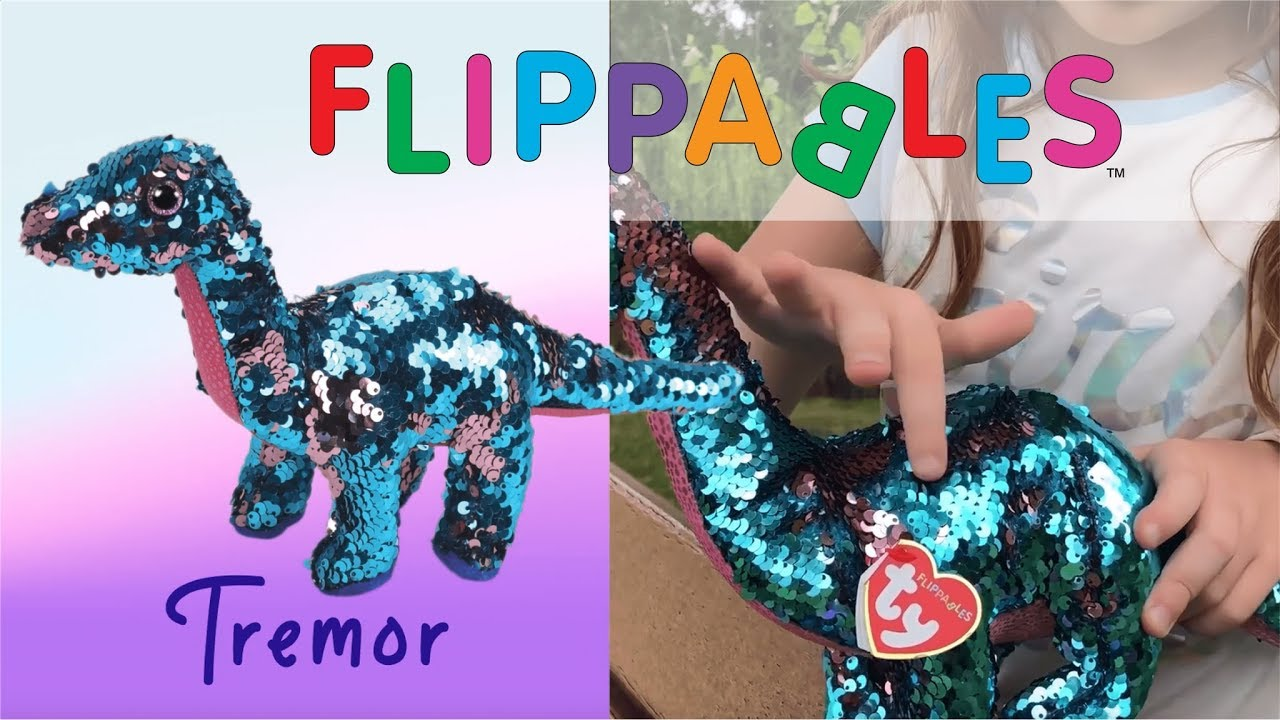 You re Going To Flip For Ty Flippables! - YouTube ee74f0842367