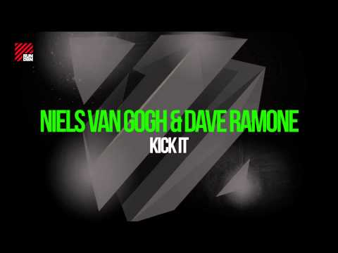 Niels van Gogh & Dave Ramone - Kick It (Original Mix)