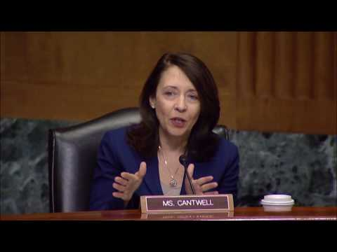 Cantwell at Senate Finance Committee Highlights America's Affordable Housing Crisis & Solutions