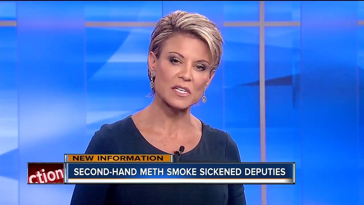 Hernando deputies sickened by second-hand methamphetamine smoke