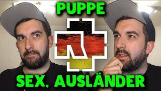 A GERMAN REACTS TO... 🔥 New Rammstein Song Snippets (Puppe, Sex & Ausländer)| English + Explanation