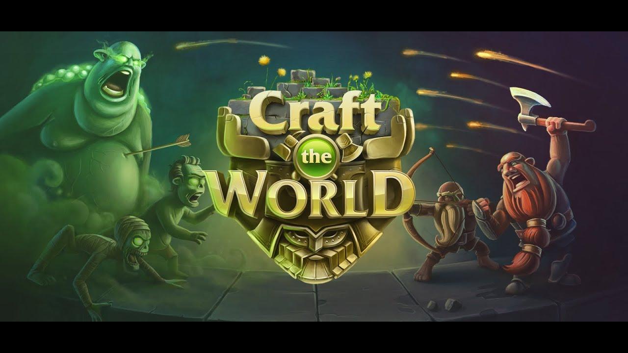 Craft The World Gog