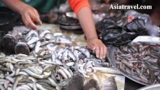 Yangon Street Market, Myanmar by Asiatravel.com