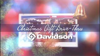 2020 Employee Christmas Gift Drive-Thru