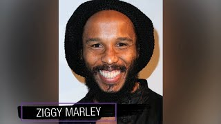 Friday on 'The Real': Ziggy Marley