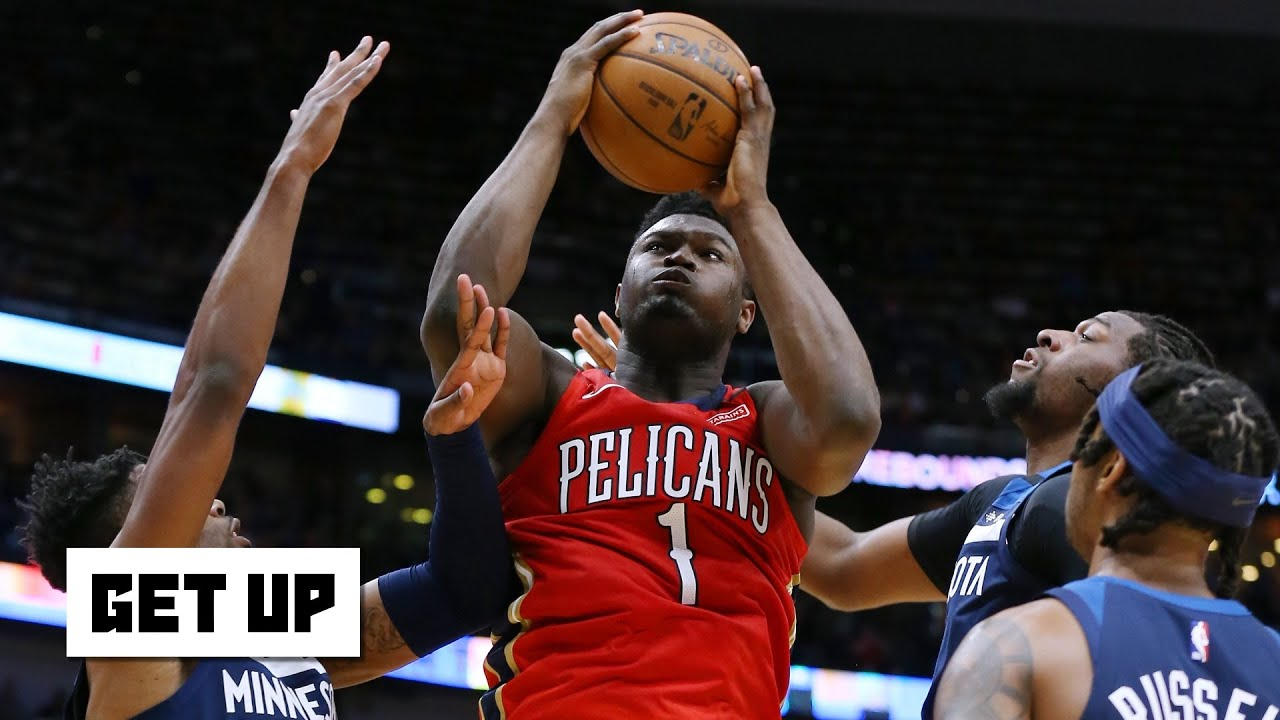 How could the Pelicans factor into the NBA's potential playoff field? | Get Up