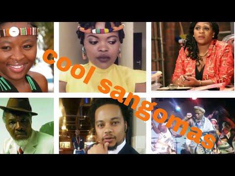 Top 10 SA celebrity Sangomas