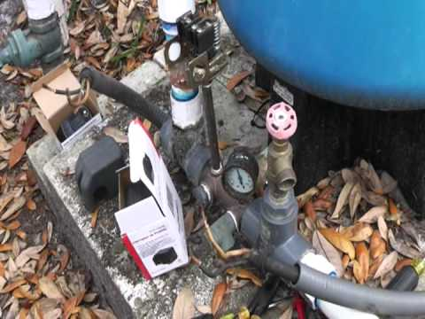 Replacing Well Pump Pressure Switch YouTube – Low Pressure Switch Well Pump Wiring Diagram