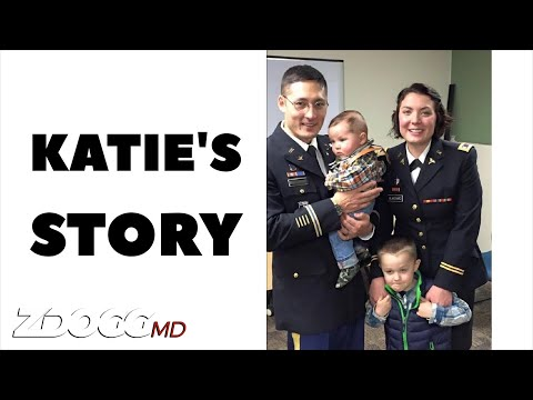 LT Katie Blanchard RN & the Army That Deserted Her | Against Medical Advice 018