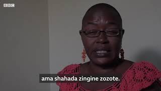 Ruth Wacuka Kimani: Mjasiriamali anayejikimu kwa kufuma