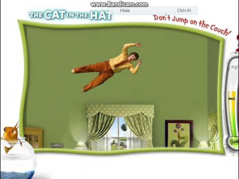 The Cat in the Hat - Don't Jump on the Couch - Play The ...