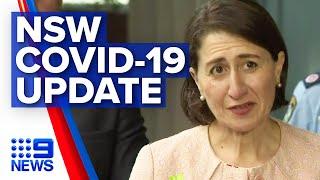 Coronavirus: Nsw Covid-19 Update | Nine News Australia