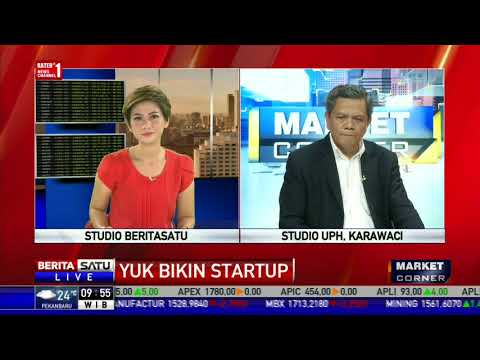 Dialog Market Corner: Yuk Bikin Startup #2