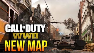 """NEW MAP """"Aachen"""" ANNOUNCED! - CALL OF DUTY®: WWII"""