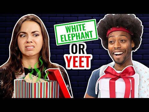White Elephant Dinner Party (Eat It or Yeet It #20)