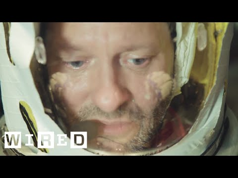 Meet the Man Who Built His Own Space Suit | WIRED