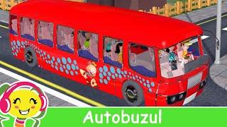 Autobuzul - Cantece pentru copii