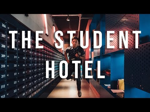 A Review Of The Student Hotel   Dresden, Germany