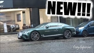 Supercars in Paris - May 2018 (NEW Bentley Continental, G BRABUS, Ferraris, Lamborghinis...)